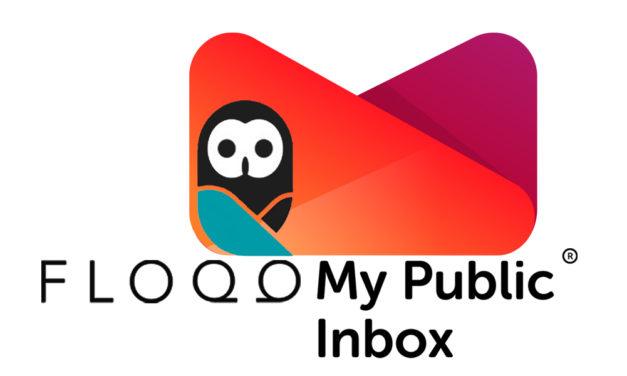 ¡Floqq y MyPublicInbox te ofrecen un email de contacto muy diferencial!