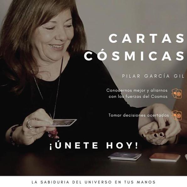 Cartas cósmicas
