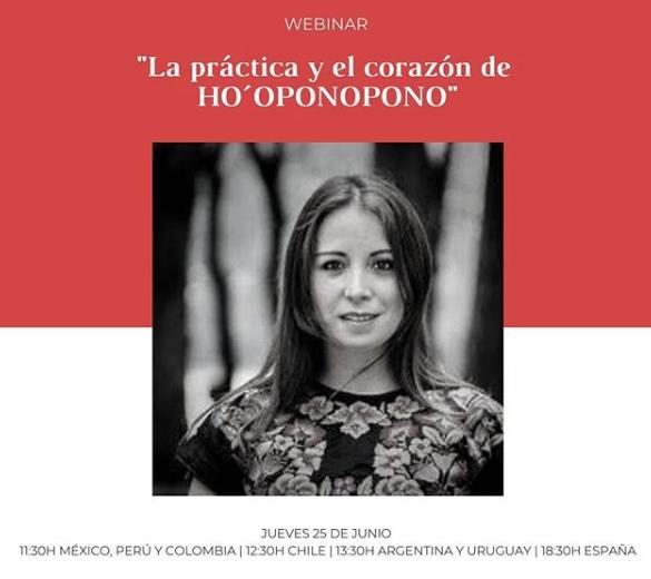 """LA PRÁCTICA Y EL CORAZÓN DEL HO´OPONOPONO"""""""